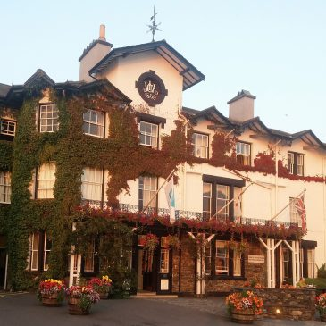 Low Wood Bay Hotel,Recommended