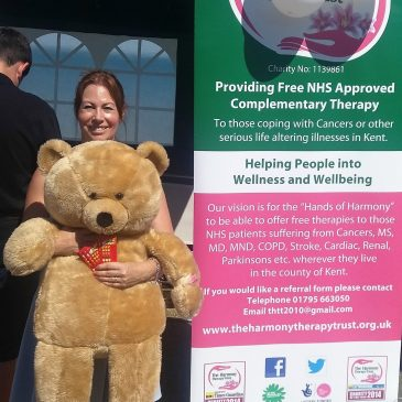 Supporting the Harmony Therapy Trust