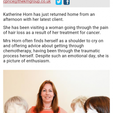 Kent Messenger publishes wig news